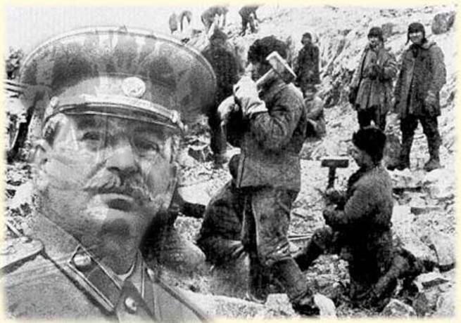 """Народ не боится страшных сталинских репрессий. Он только """"ЗА""""!"""