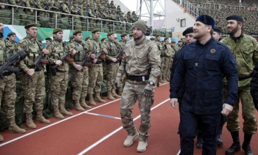 Кадыров заявил о намерении нанять лучших американских инструкторов для нового центра подготовки спецназа в Чечне