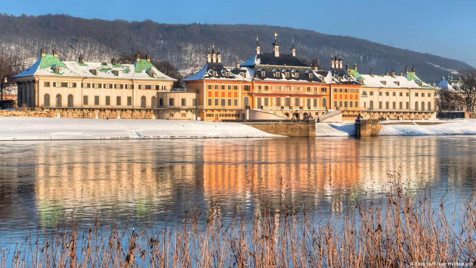 Достопримечательности Германии: Замок Пильниц