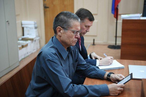 Улюкаев рассказал о похудении на 14 кг благодаря российскому правосудию