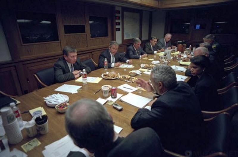 10 главных секретных бункеров правительства США