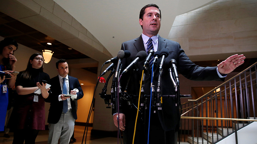 Сделал выбор: глава комитета разведки США устранился от расследования в отношении России