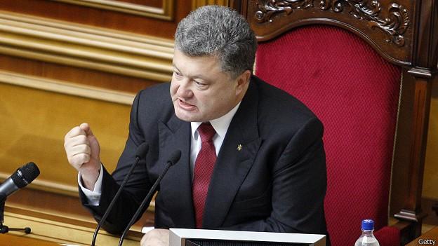 Порошенко заявил о приближении отношений между Украиной и Россией к точке невозврата