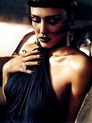 Джессика Альба (Jessica Alba) в фотосессии Микеланджело ди Баттиста (Michelangelo di Battista) для журнала Vogue Italia (апрель 2011)