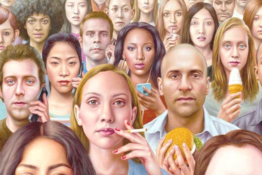 Пять бед современного общества: