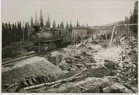 Экономика революции от Столыпина до Февраля 1917-го. Железные дороги: просчеты монархии