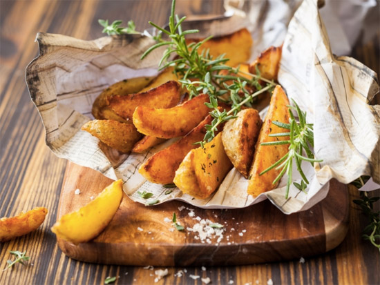 5 способов приготовить жареный картофель (6 фото)
