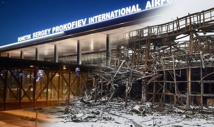 Хунта назовет Донецкий аэропорт в честь «Героев Киборгов»