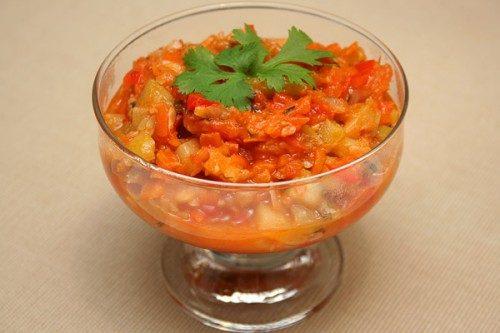 Закусочная икра из овощей – самые оригинальные рецепты