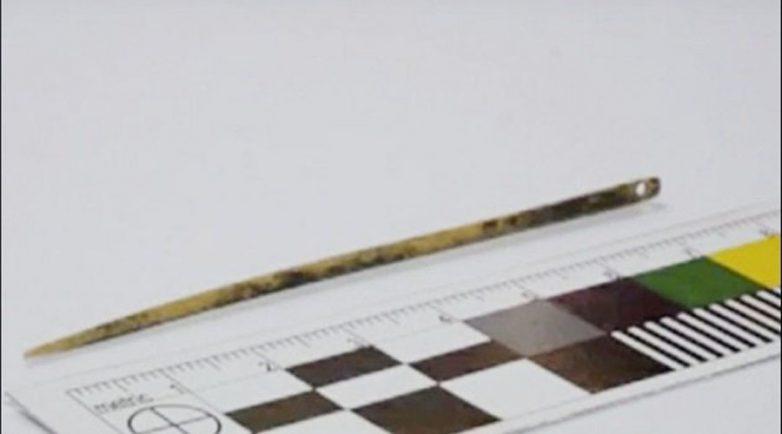 Швейные принадлежности. Тайны Сибири — главные загадки древних