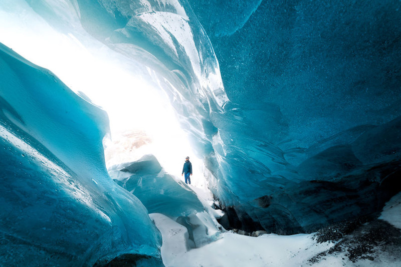 Ледник Атабаска, Канада  Северная Америка, путешествие, фотография