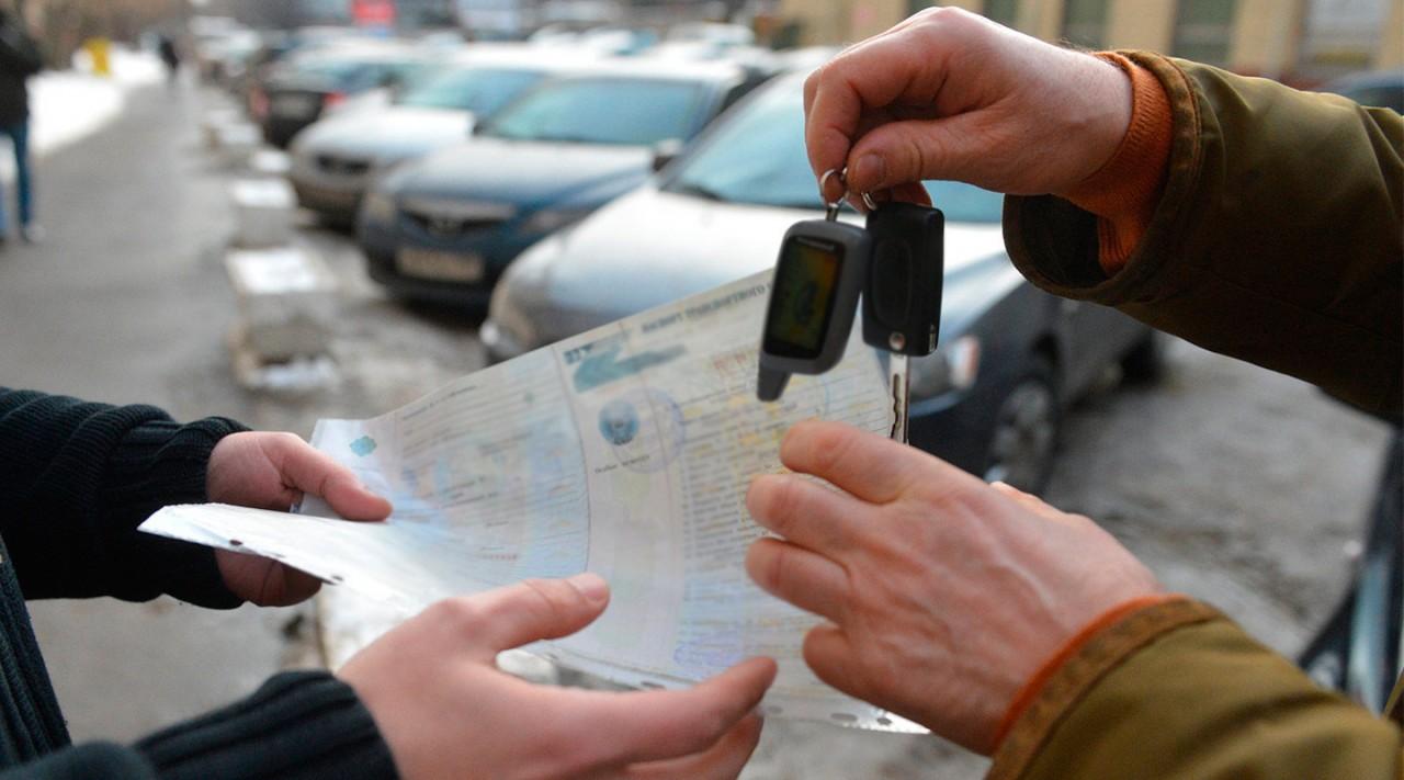 Петербуржец арендовал машину у москвича, чтобы разобрать её на запчасти