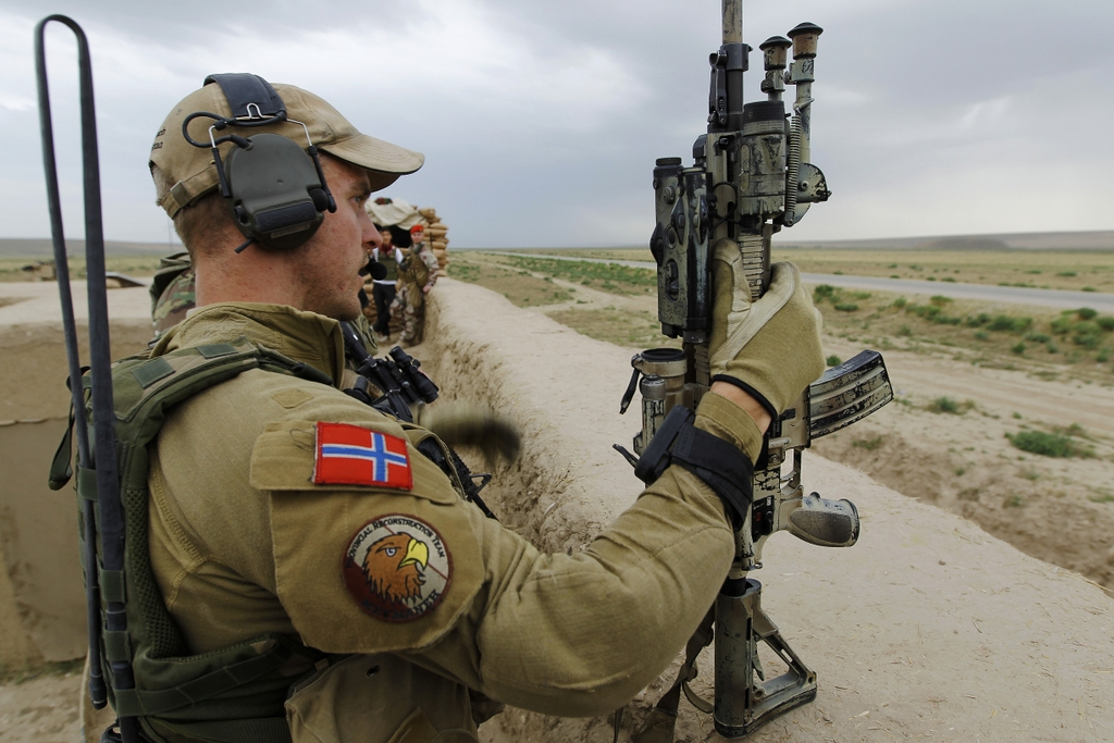 У границ с РФ Норвегия проведёт масштабные военные учения