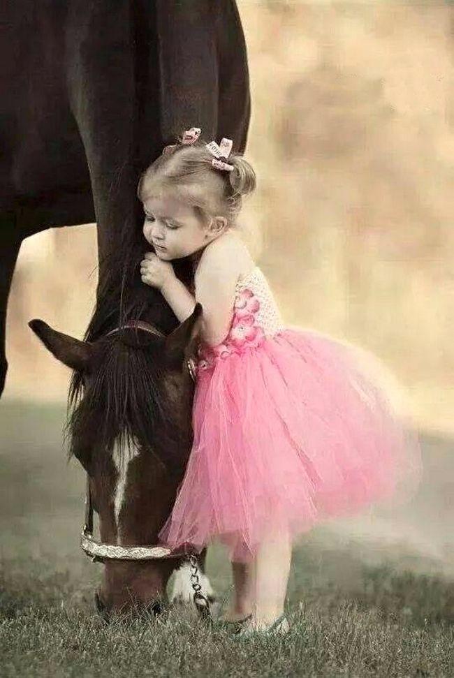 37. - Не нужен мне Принц - Я забираю коня !! Любовь, дети, животные