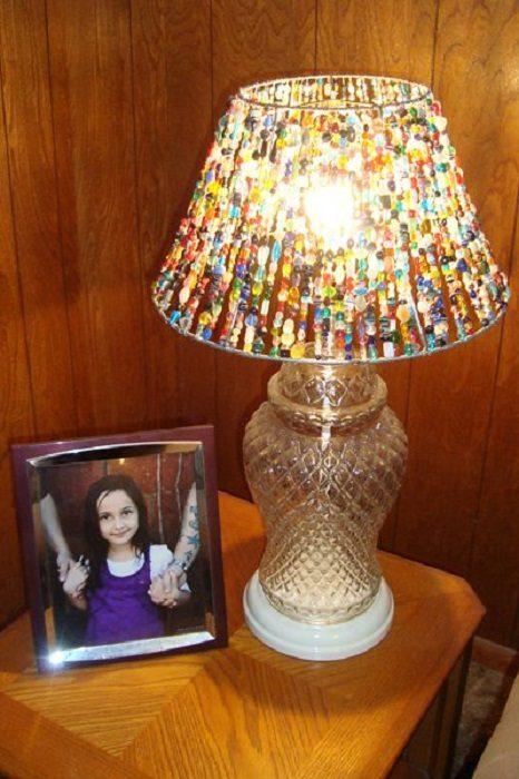 Как сделать светильник для ламп своими руками