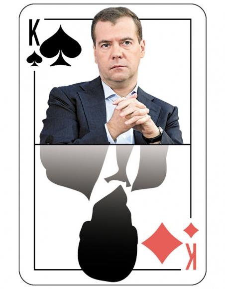 Кто идёт на смену Медведеву?