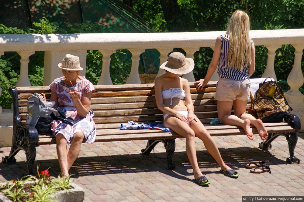 Как еще запугать российского курортника?