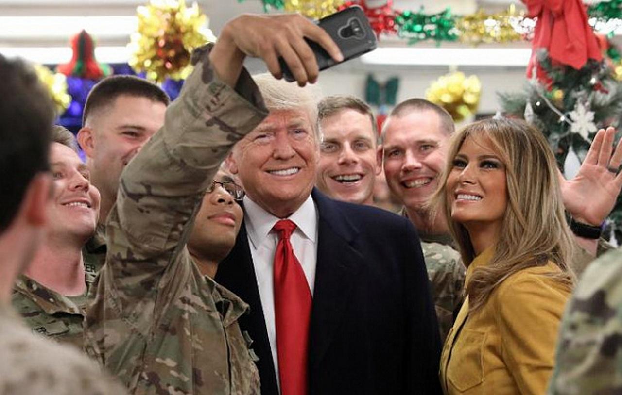 Приключения Дональда Трампа на Ближнем Востоке