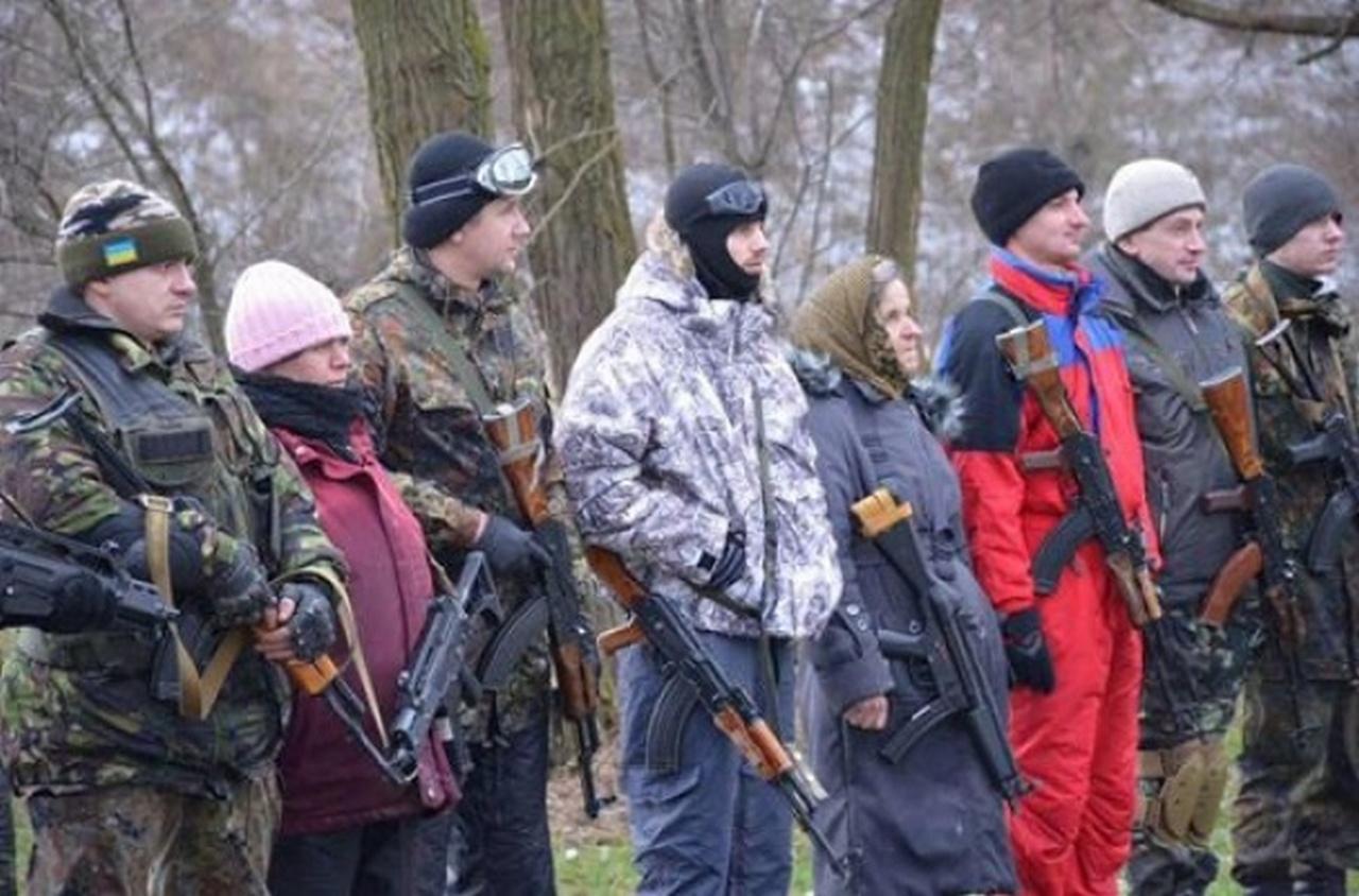 На Украине осталось менее тридцати миллионов жителей. Лариса Шеслер