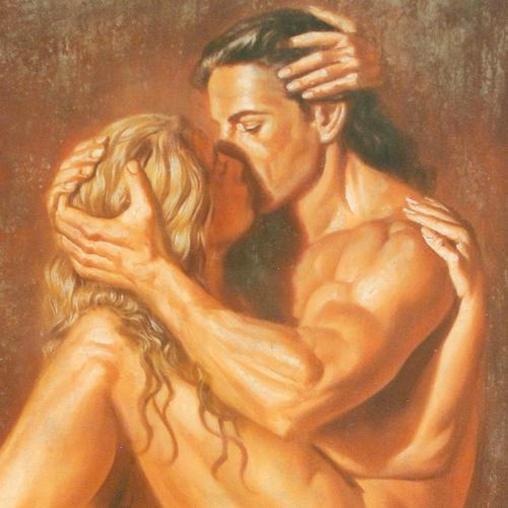 Секс,  возведённый в тотальный культ  !