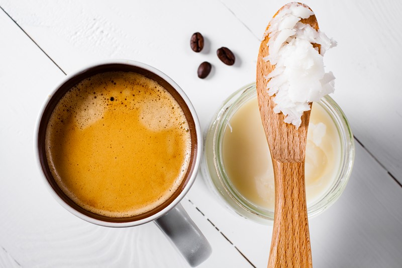 кофе с маслом рецепт