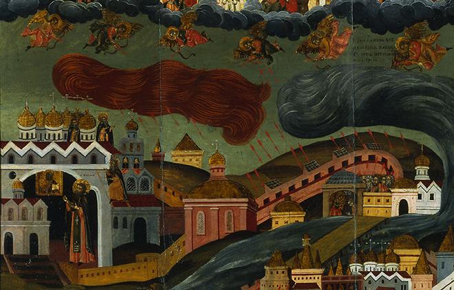 Европа и Русь в ожидании конца света (рассказывает историк Игорь Данилевский)