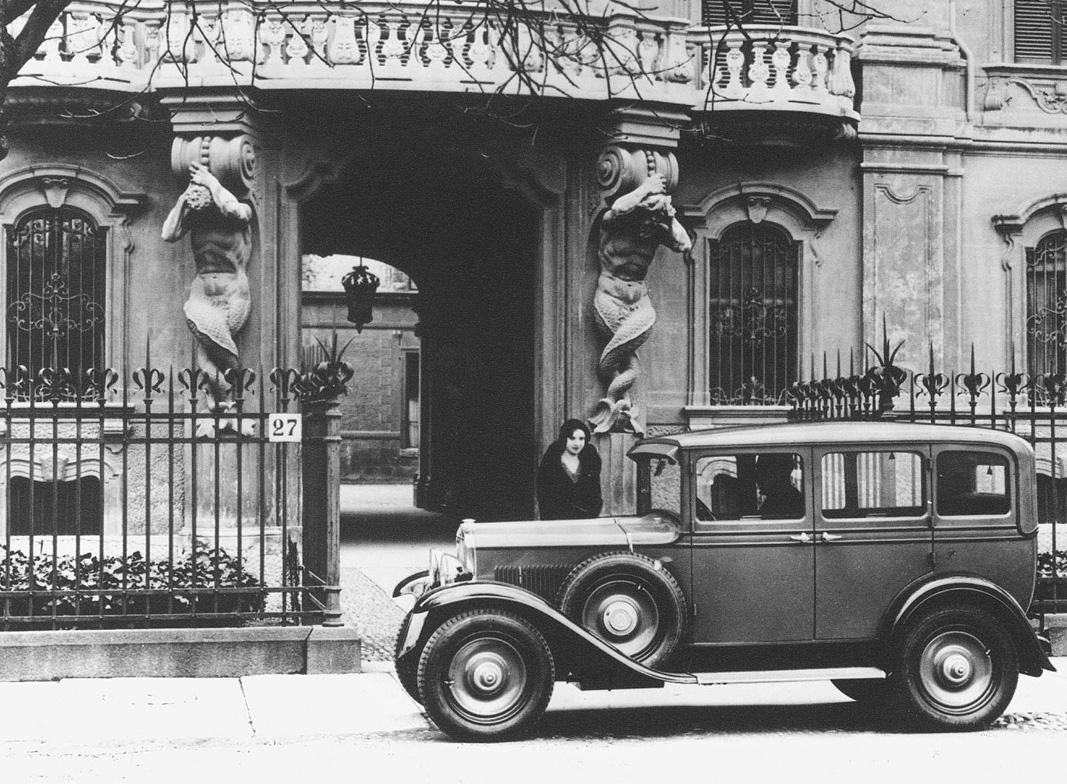 Fiat 514 Saloon (1929)