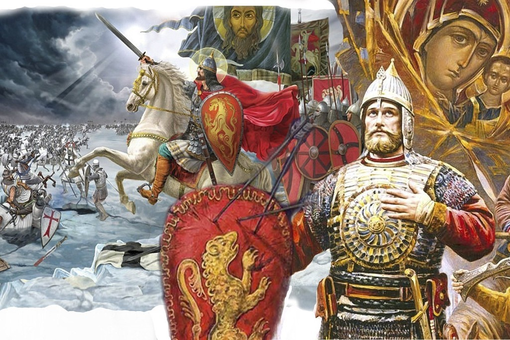 Исторический смысл монгольского нашествие для России.