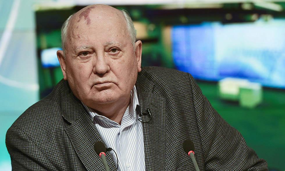 Горбачев сделал громкое заявление по поводу встречи Путина и Трампа