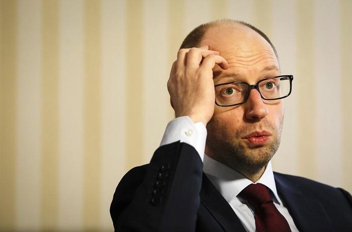 Яценюк может отправиться на российские нары