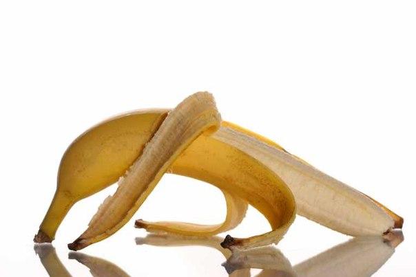 Квас на банановой кожуре.