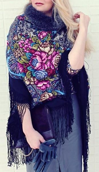 Стритстайл — модные образы в русском стиле