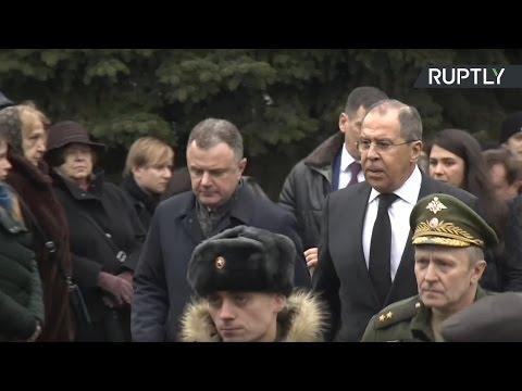 В Москве простились с Виталием Чуркиным