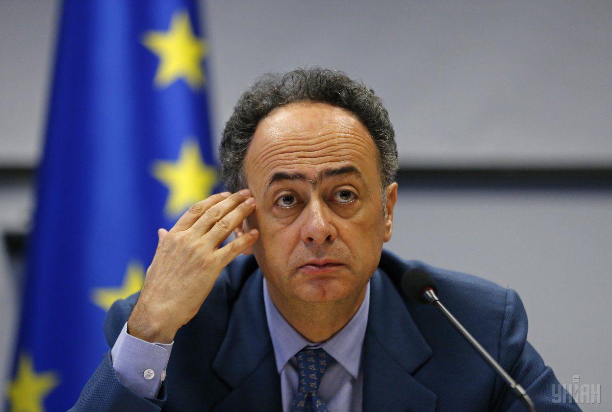 Посол ЕС на Украине назвал Россию основной угрозой в Черноморском регионе
