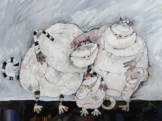 художник Валерий Хлебников картины – 03
