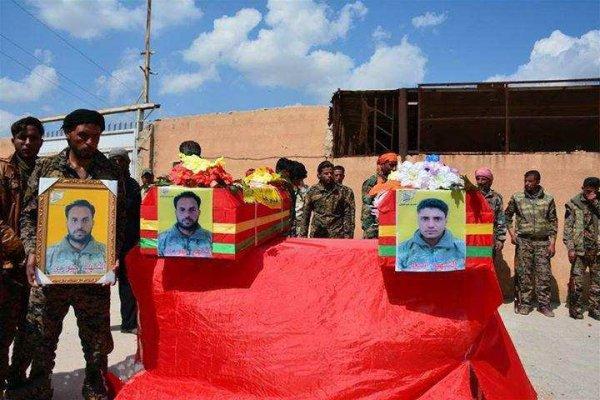 Операция США в Сирии захлебывается в крови: YPG признали большие потери в битве за Ракку