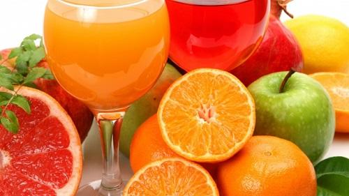 Пора укреплять организм витаминами! Вкусные фруктово-овощные напитки для твоего здоровья.