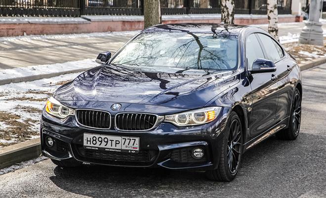 Тест-драйв: BMW 440i Gran Coupe
