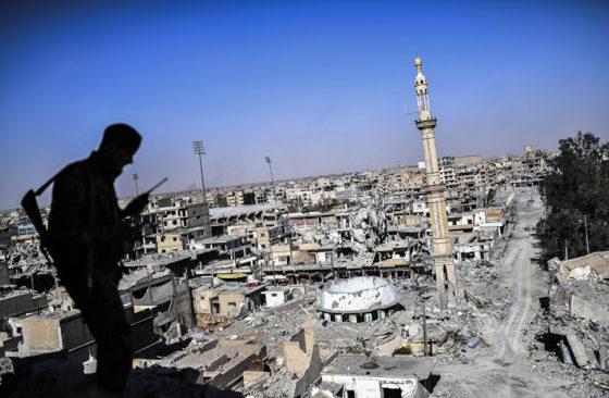 «Борьба за нефть»: Ключевое сирийское месторождение нефти взято под контроль СДС