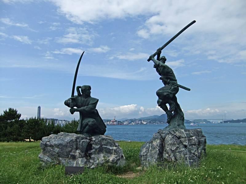 Миямото Мусаси – мастер меча