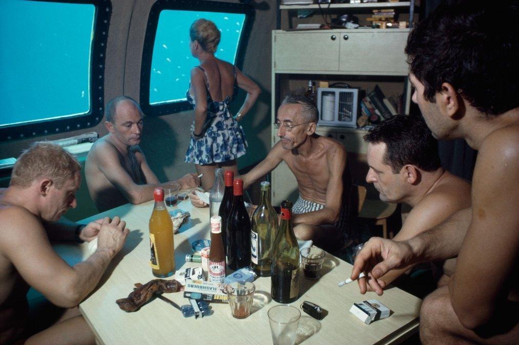 Подводная деревня Жака Ива Кусто