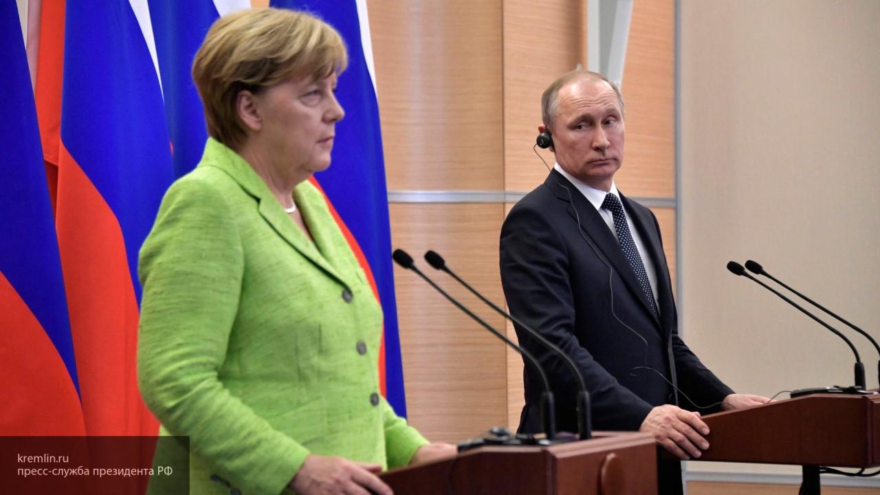 После переговоров в Сочи Меркель раскрыла, когда ЕС снимет с РФ санкции