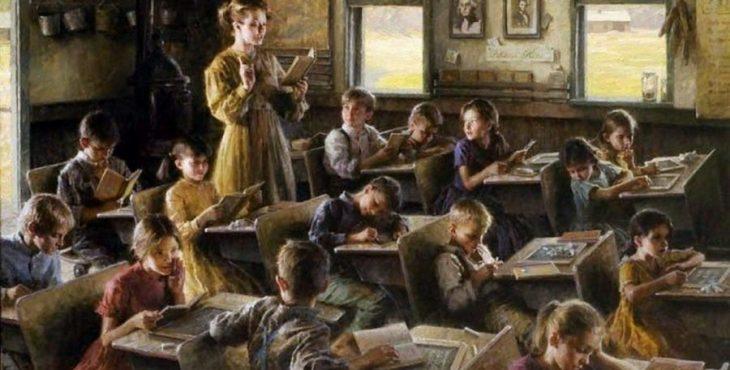 Давайте, расскажите нам о минусах советского образования…
