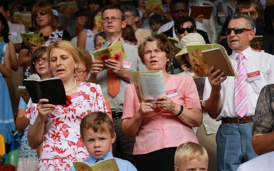 """""""Свидетелям Иеговы"""" не жалов…"""