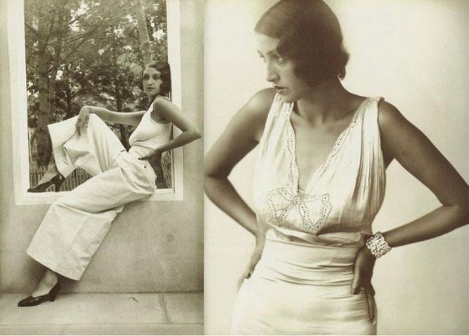 Рене Перль – забытая муза гениального фотографа и законодательница мод