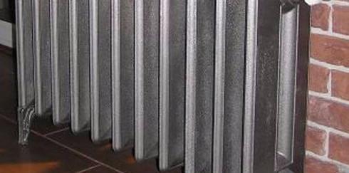 Чугунные радиаторы: не забытое старое