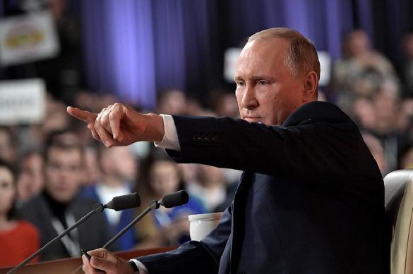 """""""Вы вообще нормальные люди?"""": 10 ярких цитат из пресс-конференции Путина"""