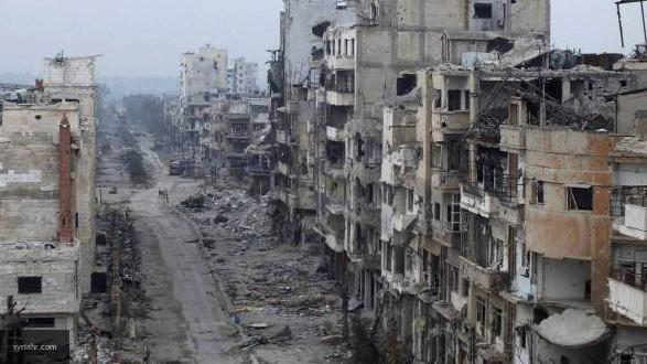Элитная армия Асада уничтожи…