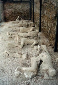 Страшная судьба Помпеев и Геркуланума
