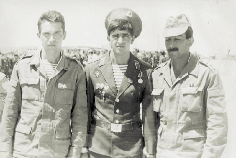 Советский солдат афганской войны. Часть 3